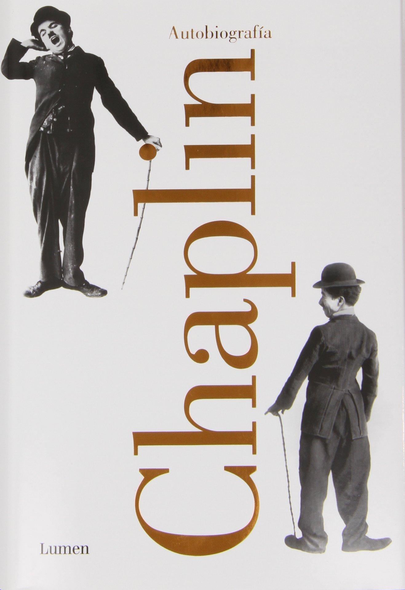 Autobiografía  by  Charles Chaplin