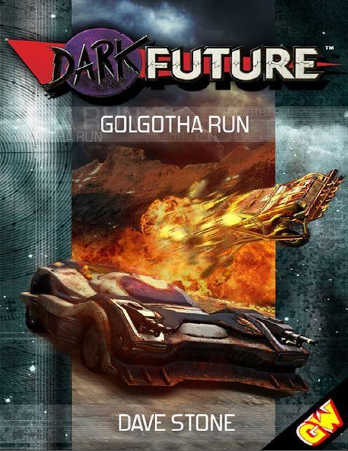 Golgotha Run  by  Dave Stone