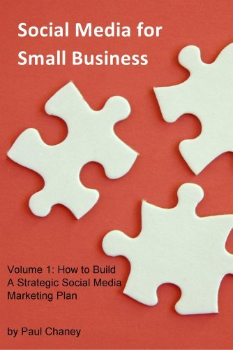 Social Media for Small Business : Volume 1: How to Build A Strategic Social Media Marketing Plan  by  Paul Chaney