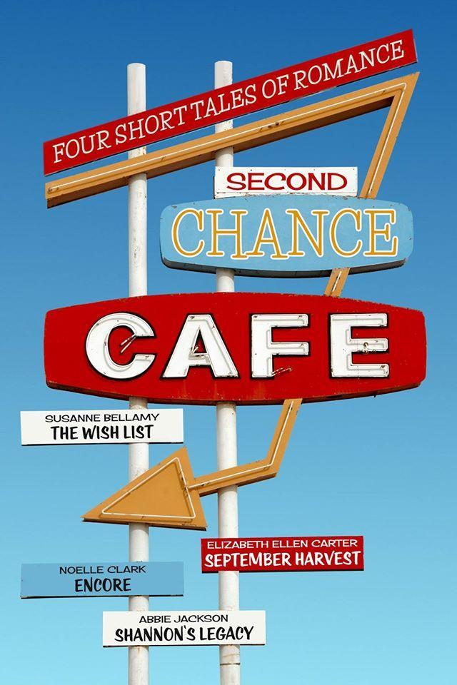 Second Chance Cafe Susanne Bellamy