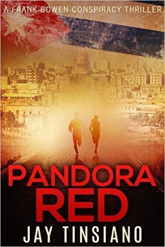 Pandora Red  by  Jay Tinsiano