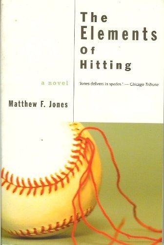 Elements Of Hitting: A Novel  by  Matthew F. Jones