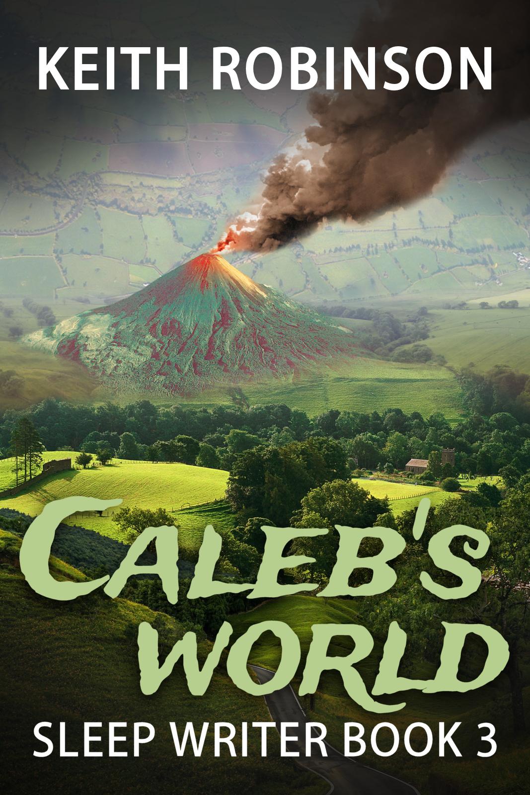Calebs World Keith  Robinson