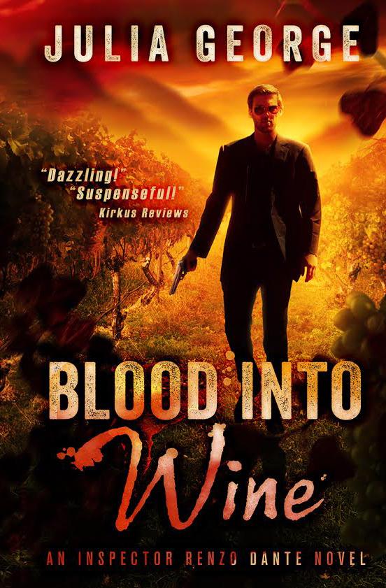 Blood into Wine Julia  George