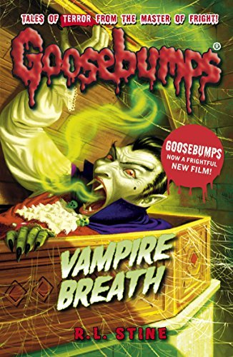 Goosebumps: Vampire Breath R.L. Stine
