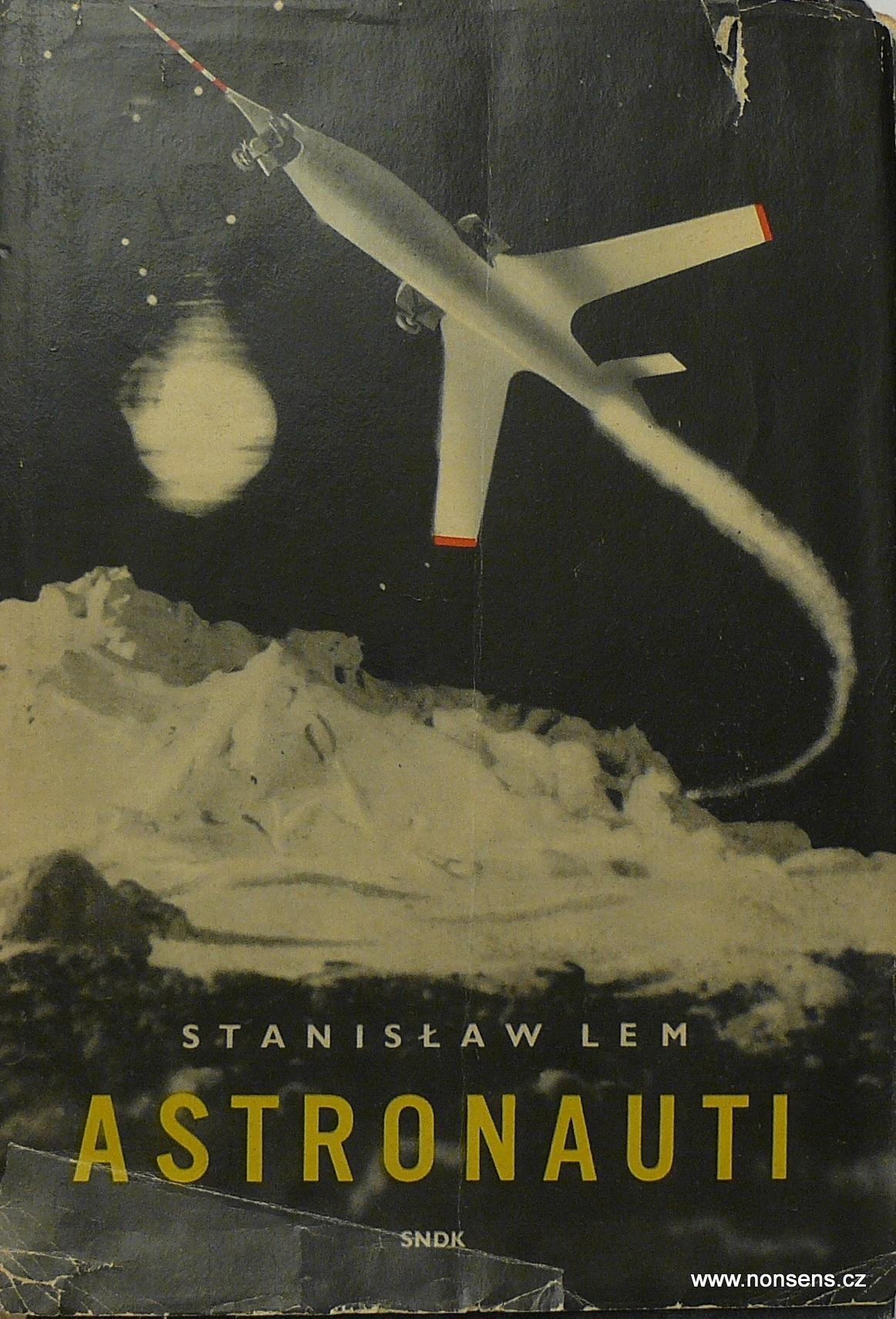 Astronauti  by  Stanisław Lem