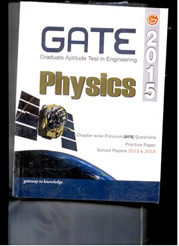 GATE Guide Physics 2015 G.K.P