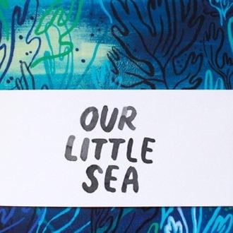 Our Little Sea  by  Emmi Jormalainen