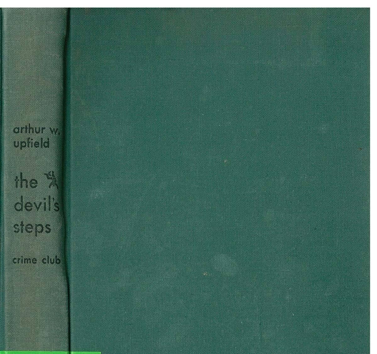 The Devils Steps (An Inspector Bonaparte Mystery #10) Arthur W. Upfield
