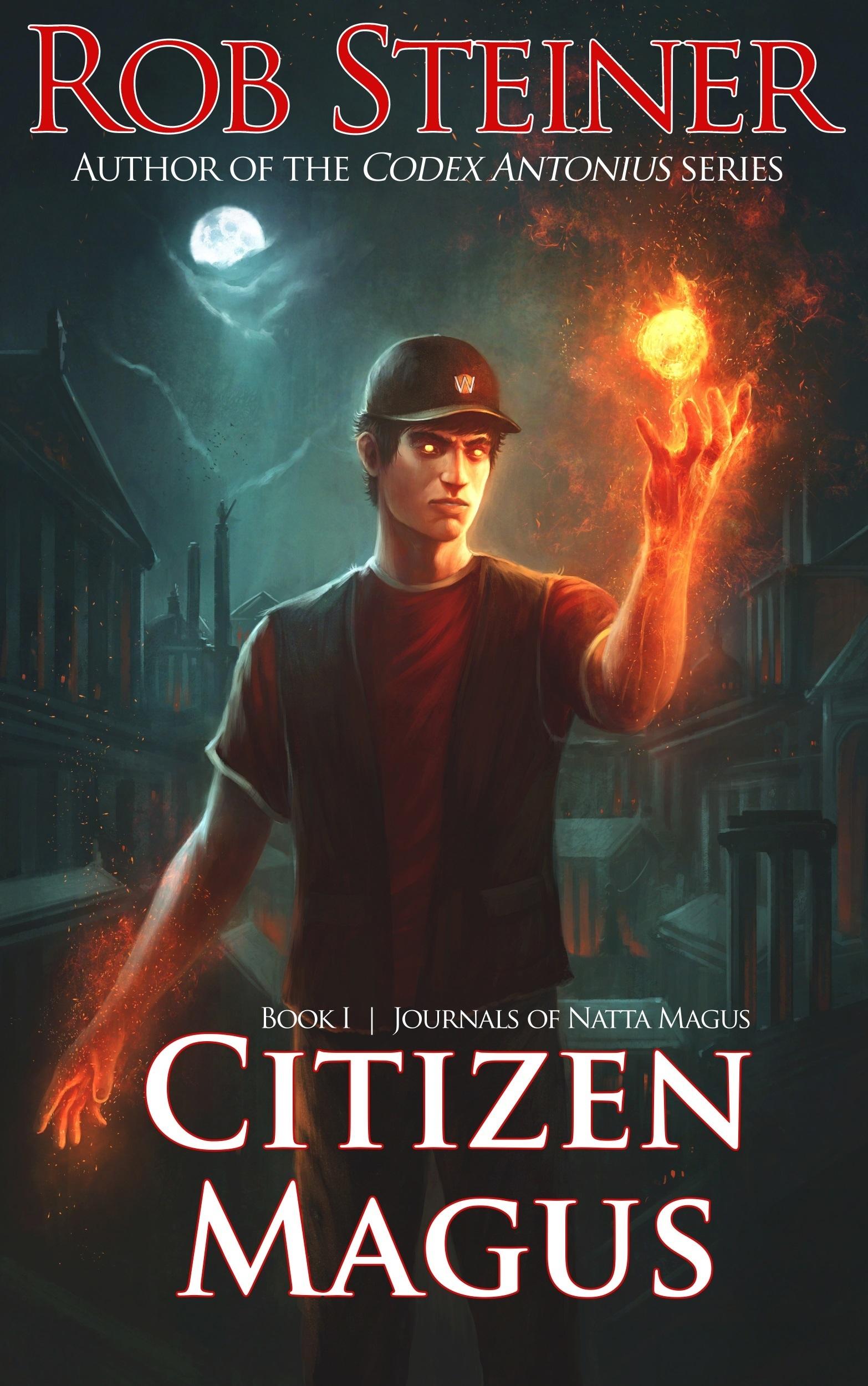Citizen Magus  by  Rob Steiner