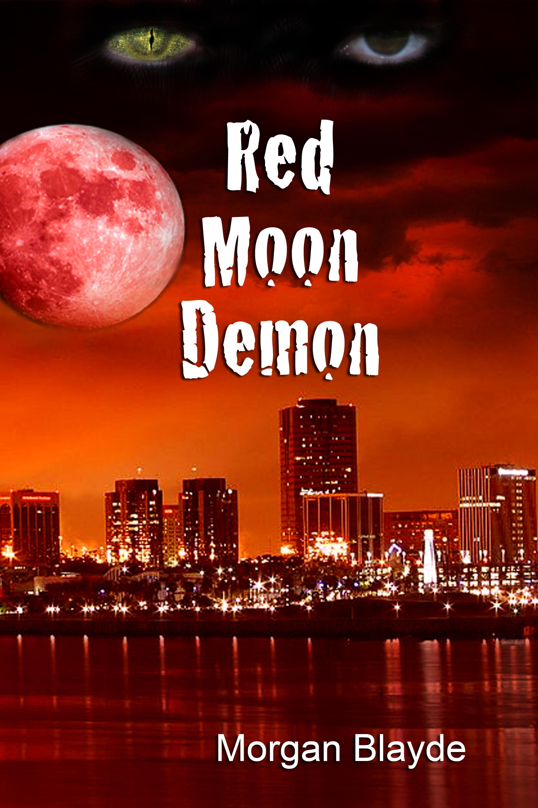 Red Moon Demon  by  Morgan Blayde