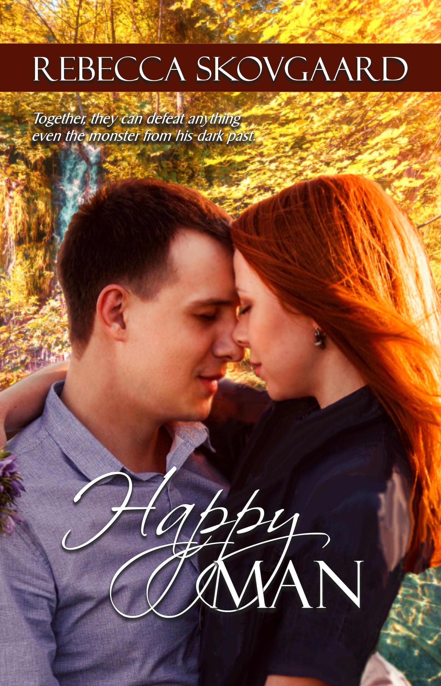 Happy Man  by  Rebecca Skovgaard