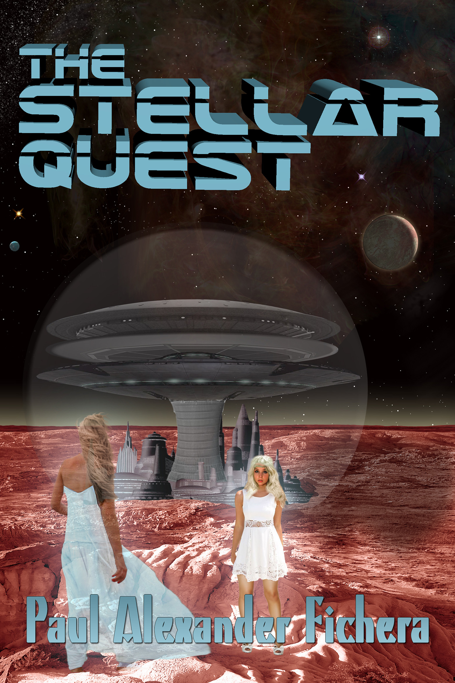 The Stellar Quest: A Subterranean Adventure Paul  Alexander Fichera