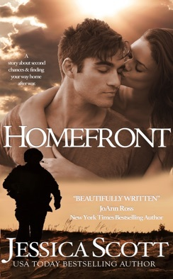 Homefront (Homefront, #1)  by  Jessica Scott