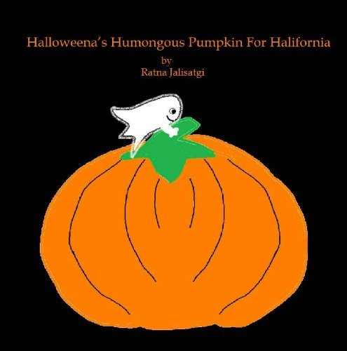 Halloweenas Humongous Pumpkin For Halifornia.  by  Ratna Jalisatgi
