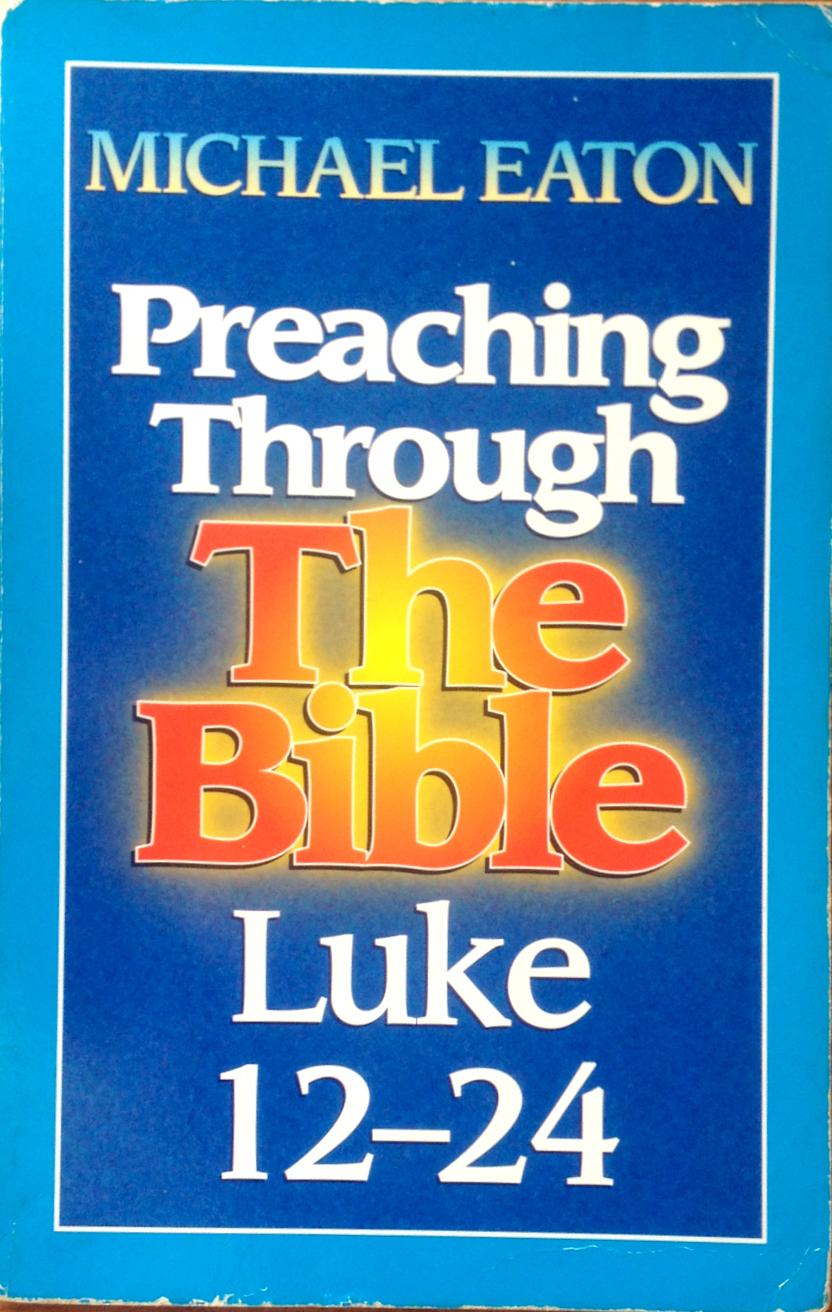 Luke 2-24  by  Michael Eaton