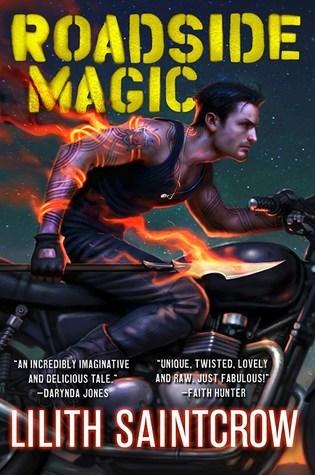 Roadside Magic Lilith Saintcrow