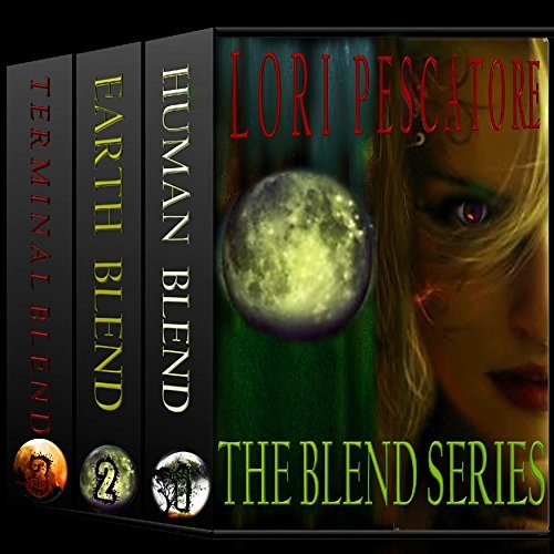 The Blend Series (The Blend Series #1-3)  by  Lori Pescatore