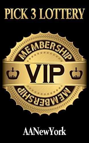 Pick 3 Lottery VIP Membership AANewYork