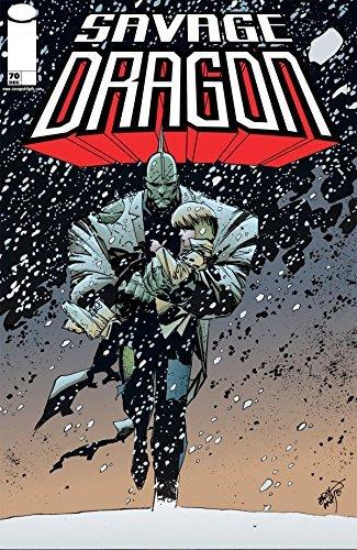 Savage Dragon #70 Erik Larsen