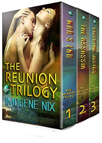 The Reunion Trilogy Box Set Imogene Nix