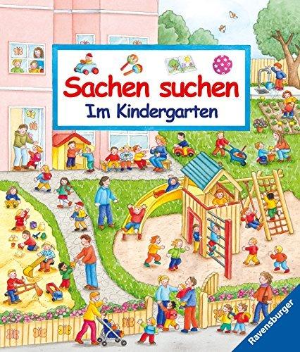 Sachen suchen - Im Kindergarten  by  Barbara Jelenkovich