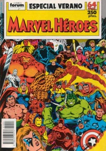 Marvel Héroes Especial Verano 1989 - Contest of Champions  by  Bill Mantlo