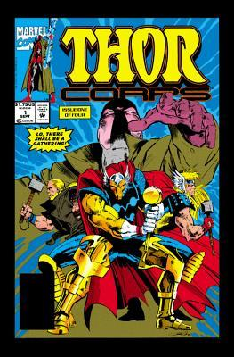 Thor Corps  by  Tom DeFalco