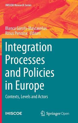Integration Processes and Policies in Europe: Contexts, Levels and Actors  by  Blanca Garcés-Mascarenas