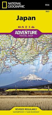 Japan  by  National Geographic Society