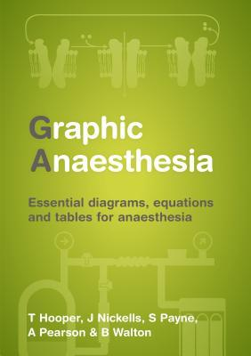 Graphic Anaesthesia: Essential Diagrams, Equations and Tables for Anaesthesia  by  James Nickells