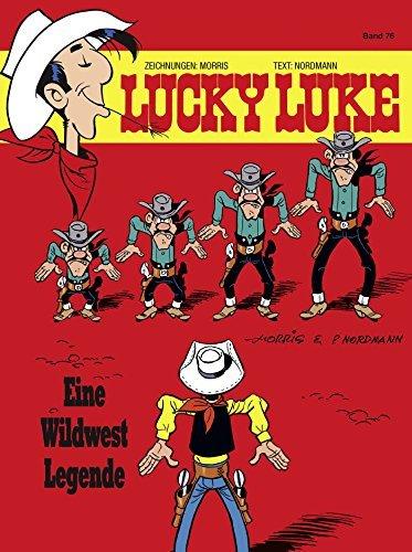 Lucky Luke 76: Eine Wildwest-Legende Morris