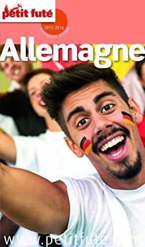 Allemagne 2015 (avec cartes, photos + avis des lecteurs)  by  Collectif