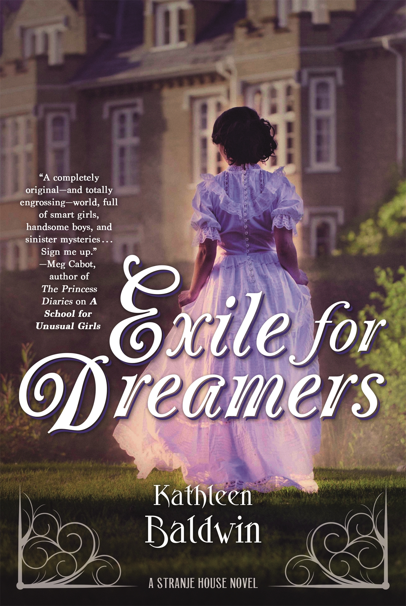 Exile for Dreamers (Stranje House #2)  by  Kathleen Baldwin