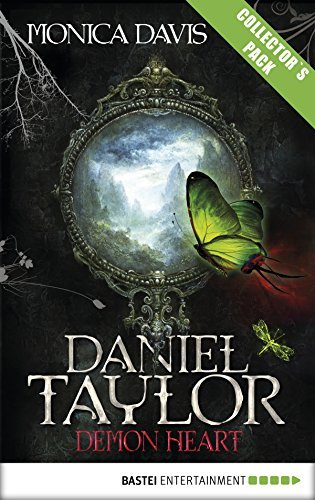 Daniel Taylor - Demon Heart: Collectors Pack  by  Monica  Davis