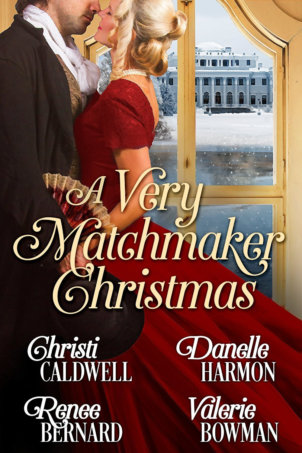 A Very Matchmaker Christmas  by  Christi Caldwell