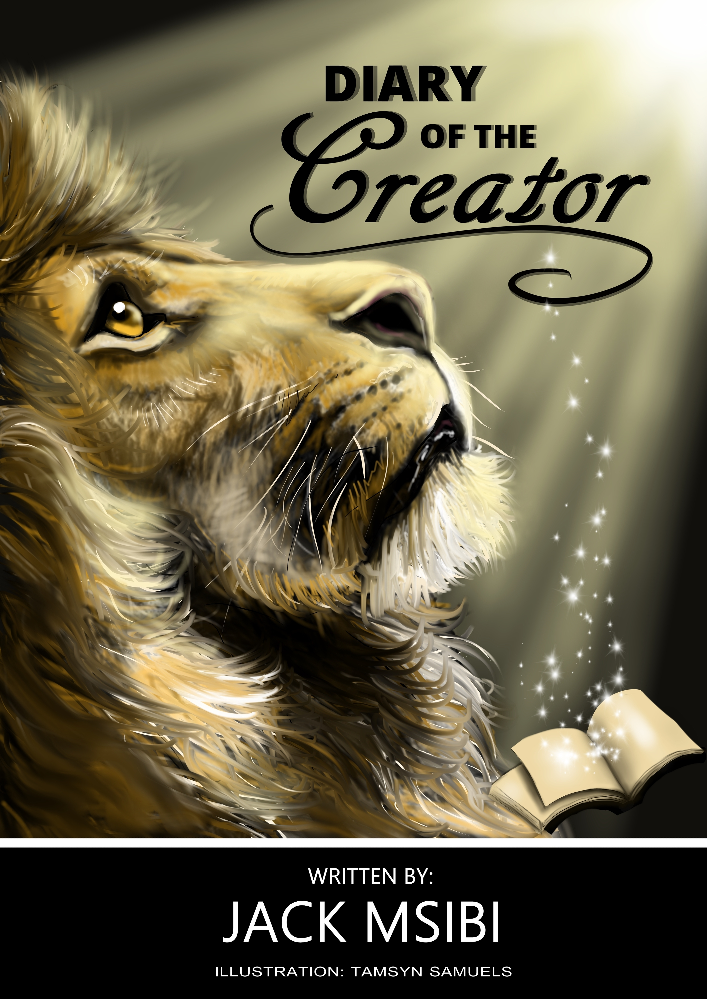 Diary of the creator: Why bad things happen to Christians.  by  Jack Msibi