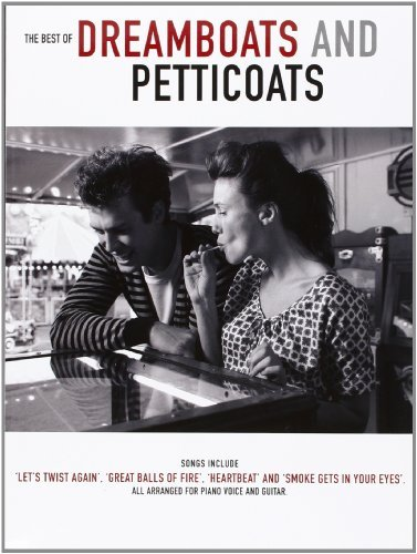 Dreamboats And Petticoats The Best Of Pvg  by  Various