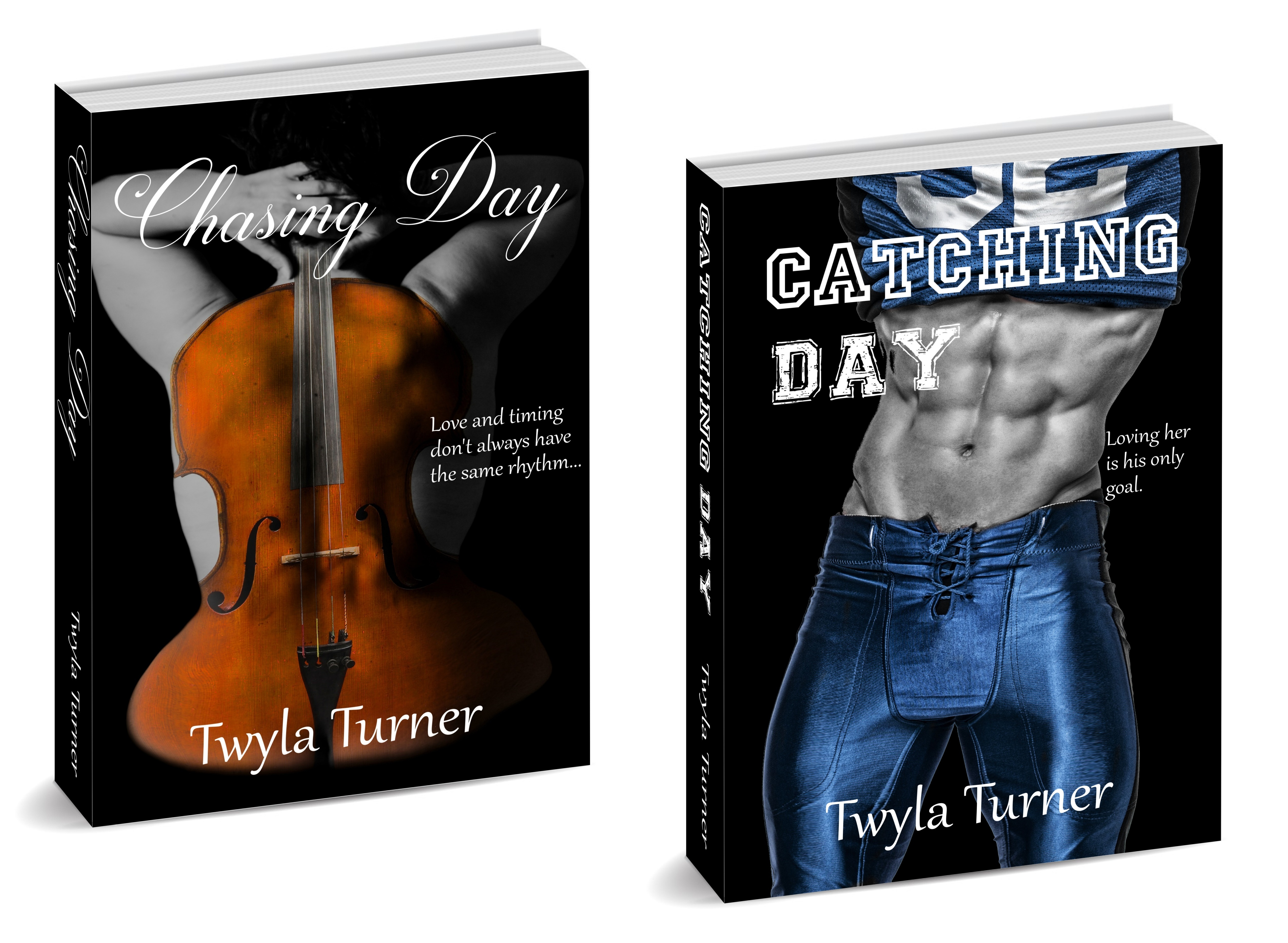 Chasing Day Series (Chasing Day, #1) (Catching Day, #2) Twyla Turner