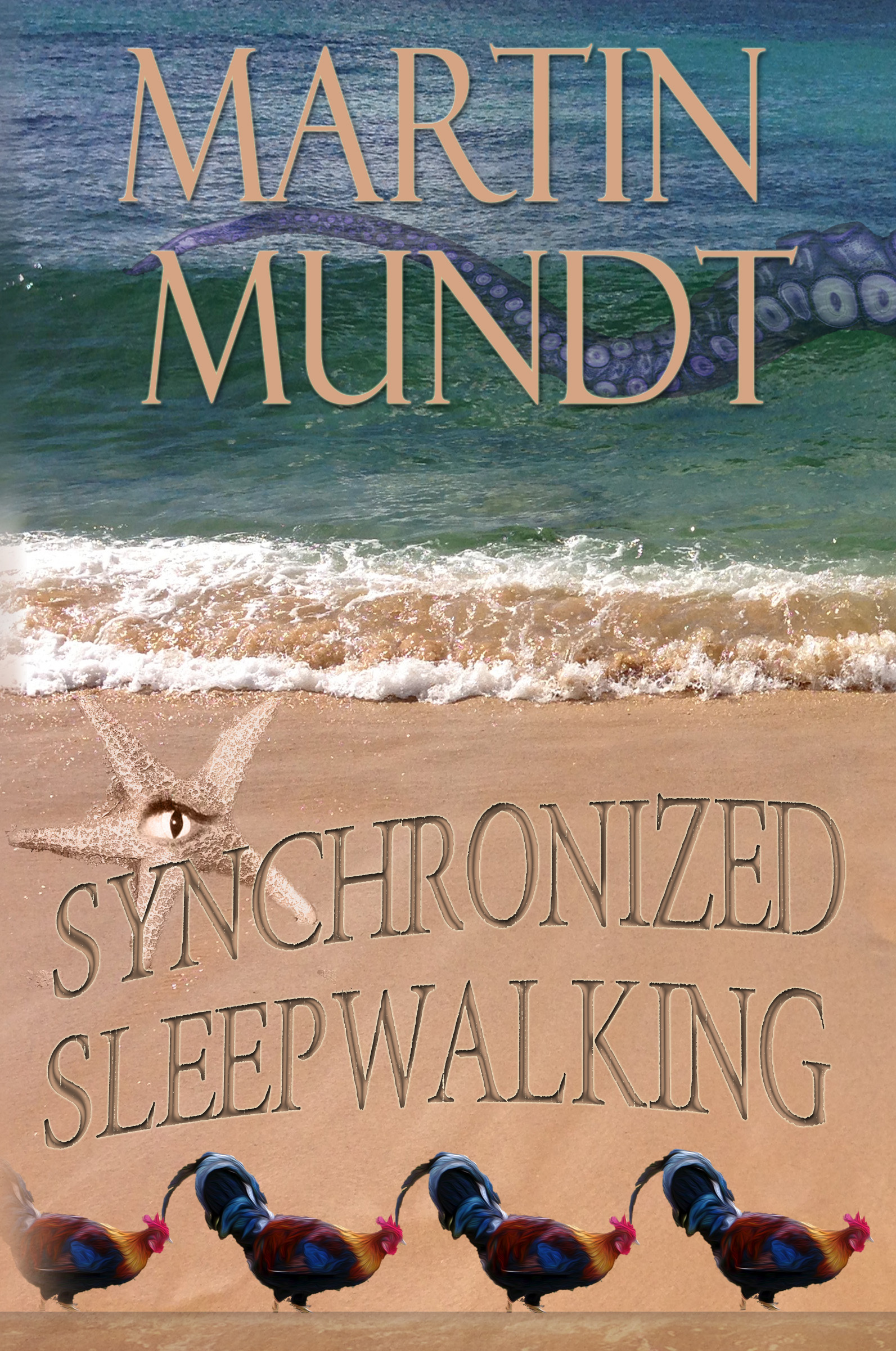 Synchronized Sleepwalking  by  Martin Mundt