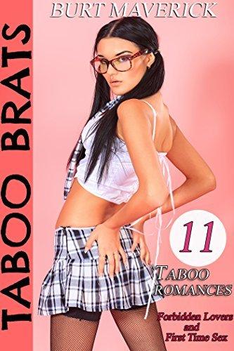 More TABOO BRATS: 11 Taboo Romances  by  Burt Maverick