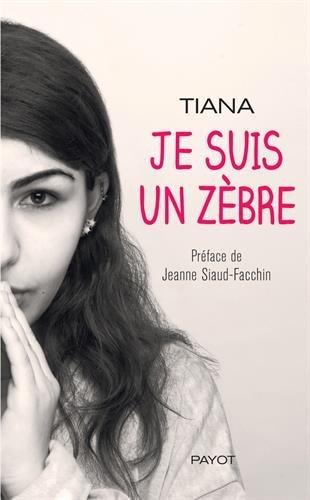 Je suis un zèbre  by  Tiana