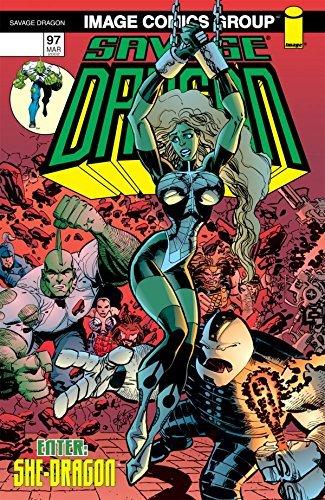 Savage Dragon #97 Erik Larsen