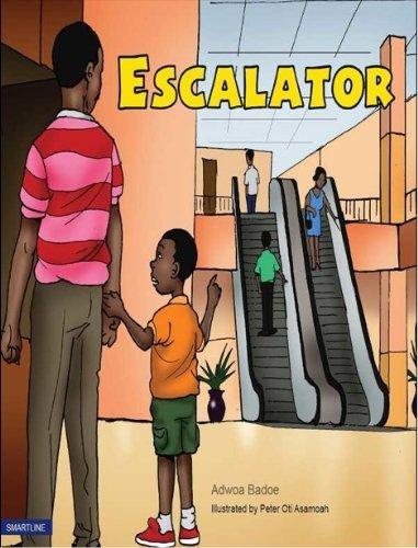Escalator Adwoa Badoe