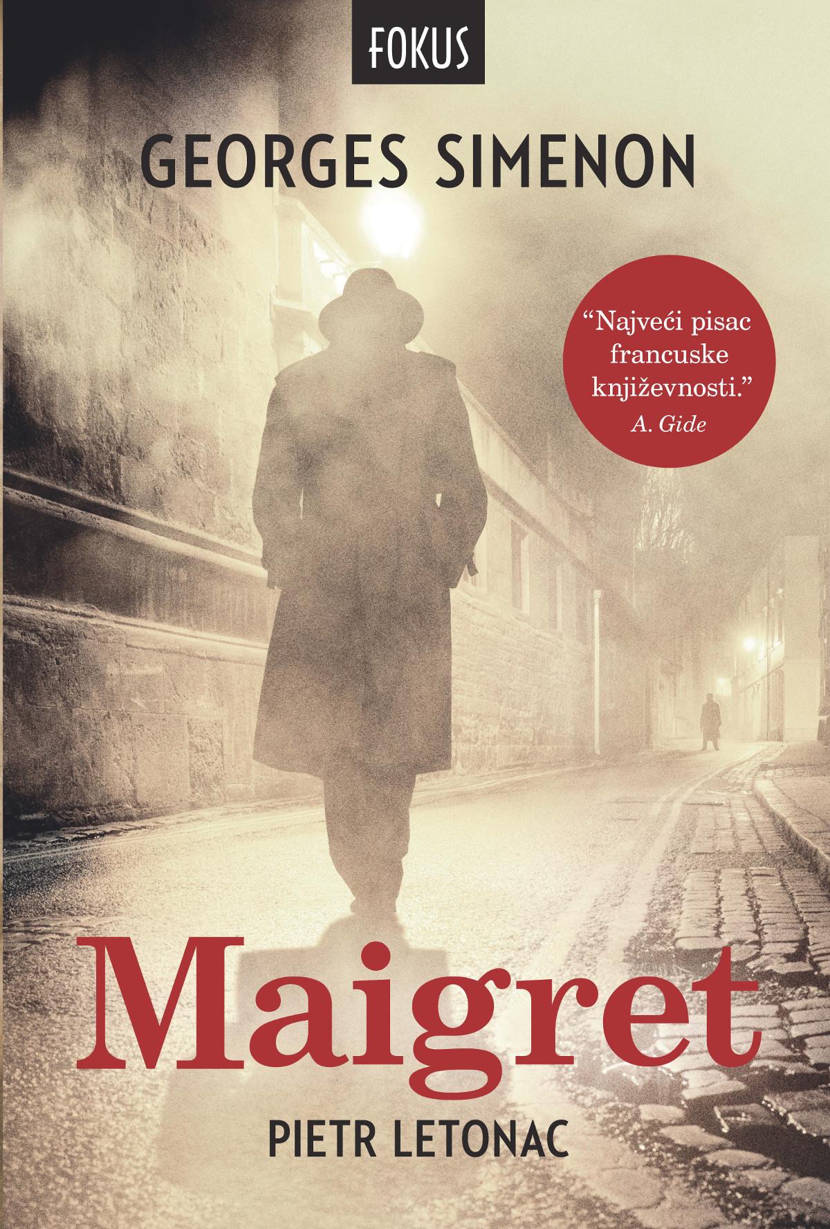 Pietr Letonac (Maigret #1) Georges Simenon