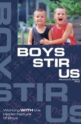 Boys Stir Us: Working with the Hidden Nature of Boys  by  Michael Nagel