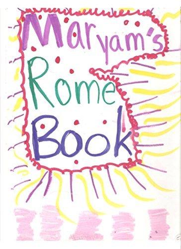 Maryams Rome Book  by  Maryam Qadir