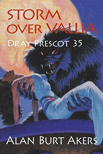 Storm over Vallia (Dray Prescot Book 35)  by  Alan Burt Akers