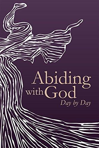 Abiding with God Day Day by Mark Bozzuti-Jones