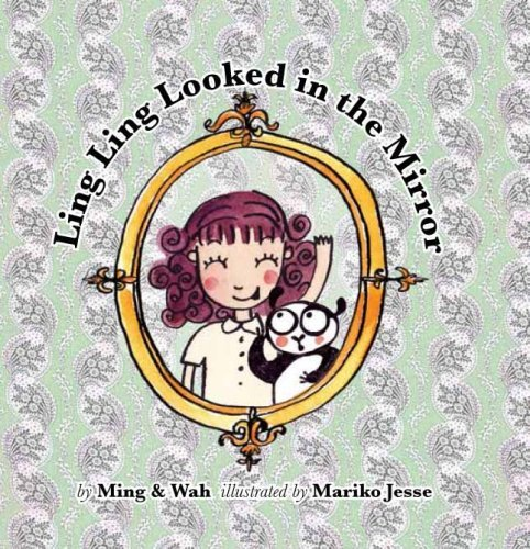Ling Ling Looked In The Mirror  by  Ming and Wah Chen